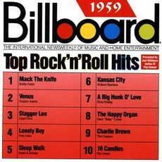 Billboard Top Rock'n'Roll Hits: 1959 mp3 Compilation by Various Artists