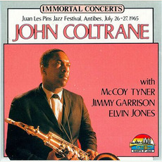 Immortal Concerts: Juan Les Pins Jazz Festival, Antibes, July 26-27, 1965 by John Coltrane