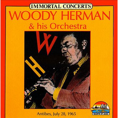 Immortal Concerts: Antibes, July 28, 1965 mp3 Live by Woody Herman