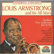 Immortal Concerts: Boston, November 30, 1947 by Louis Armstrong & His All-Stars