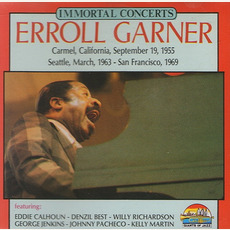Immortal Concerts: In Concert mp3 Live by Erroll Garner