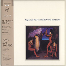 Broadcasting From Home (Re-Issue) by Penguin Café Orchestra