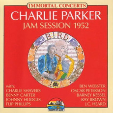 Immortal Concerts: Jam Session 1952 (Re-Issue) by Charlie Parker