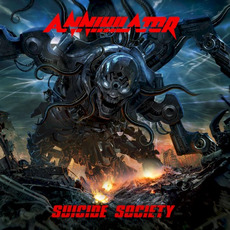Suicide Society (Limited Edition) mp3 Album by Annihilator