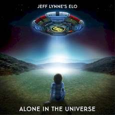 Alone in the Universe mp3 Album by Jeff Lynne's ELO