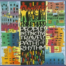 People's Instinctive Travels and the Paths of Rhythm (25th Anniversary Edition) mp3 Album by A Tribe Called Quest