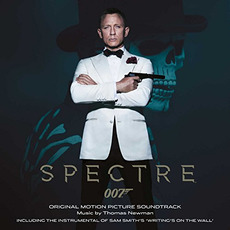 Spectre mp3 Soundtrack by Thomas Newman