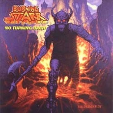 No Turning Back! (Re-Issue) by Jack Starr's Burning Starr