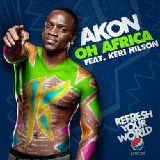 Oh Africa mp3 Single by Akon