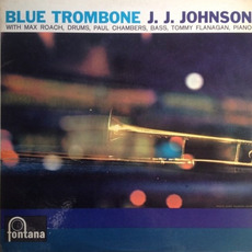 Blue Trombone (Re-Issue) mp3 Album by J. J. Johnson