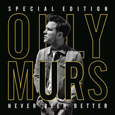 Never Been Better (Special Edition) mp3 Album by Olly Murs
