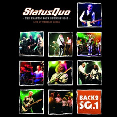 The Frantic Four Reunion 2013 - Live at Wembley Arena (Back2SQ.1) mp3 Live by Status Quo