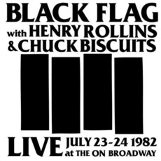 Live At The On Broadway (July 23-241982) mp3 Live by Black Flag