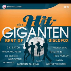 Die Hit-Giganten: Best of Discofox mp3 Compilation by Various Artists