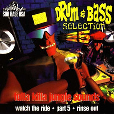 Drum & Bass Selection 5 mp3 Compilation by Various Artists