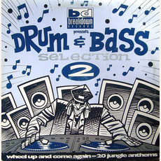 Drum & Bass Selection 2 mp3 Compilation by Various Artists