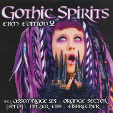 Gothic Spirits: EBM Edition 2 mp3 Compilation by Various Artists