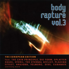 Body Rapture, Volume 3: The European Edition mp3 Compilation by Various Artists