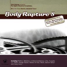 Body Rapture 8 mp3 Compilation by Various Artists
