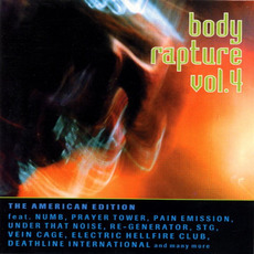 Body Rapture, Volume 4: The American Edition mp3 Compilation by Various Artists