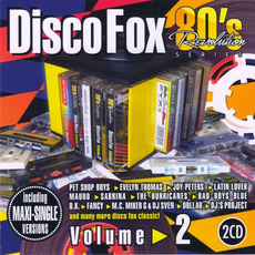 80's Revolution: Disco Fox, Volume 2 mp3 Compilation by Various Artists