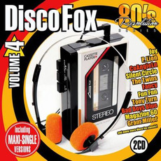 80's Revolution: Disco Fox, Volume 4 mp3 Compilation by Various Artists