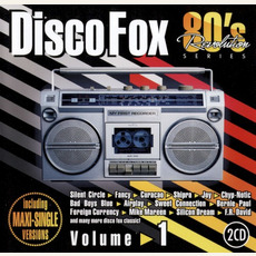 80's Revolution: Disco Fox, Volume 1 mp3 Compilation by Various Artists