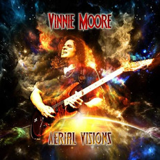 Aerial Visions (Japanese Edition) mp3 Album by Vinnie Moore