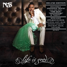 Life Is Good (Deluxe Edition) by Nas