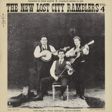 Vol. 4 mp3 Album by The New Lost City Ramblers