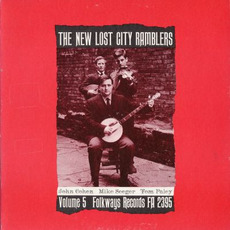 Vol. 5 mp3 Album by The New Lost City Ramblers