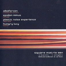 Square Matrix 001 (Limited Edition) mp3 Compilation by Various Artists