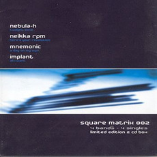Square Matrix 002 (Limited Edition) mp3 Compilation by Various Artists