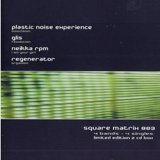 Square Matrix 003 (Limited Edition) mp3 Compilation by Various Artists