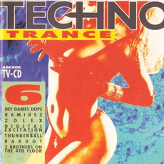 Techno Trance 6 mp3 Compilation by Various Artists