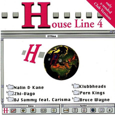 House Line 4 mp3 Compilation by Various Artists