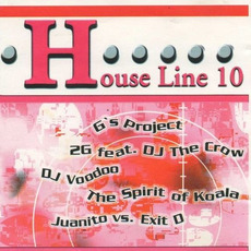 House Line 10 mp3 Compilation by Various Artists