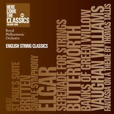 Here Come The Classics, Volume 4: English Strings by Various Artists