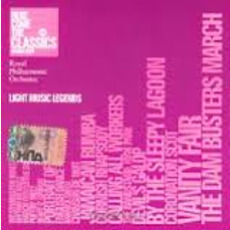 Here Come The Classics, Volume 8: Light Music Legends by Various Artists
