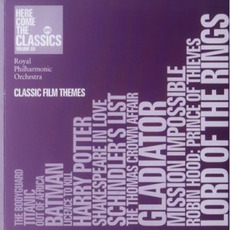 Here Come The Classics, Volume 6: Classic Film Themes by Royal Philharmonic Orchestra
