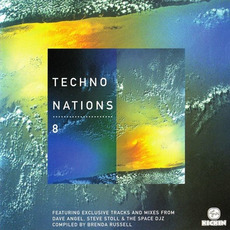 Techno Nations 8 mp3 Compilation by Various Artists