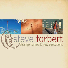 Strange Names & New Sensations by Steve Forbert