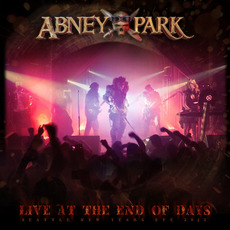 Live at the End of Days by Abney Park