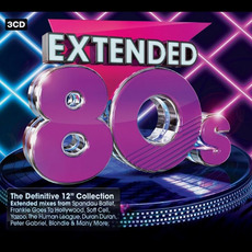 "Extended 80s (The Definitive 12"" Collection) mp3 Compilation by Various Artists"