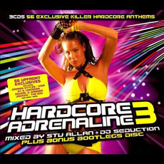 Hardcore Adrenaline 3 mp3 Compilation by Various Artists