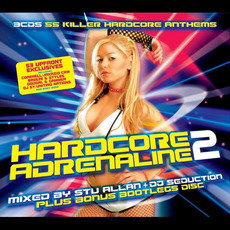 Hardcore Adrenaline 2 mp3 Compilation by Various Artists