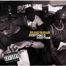 Everything Is Everything mp3 Album by Brand Nubian