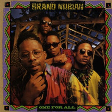 One for All mp3 Album by Brand Nubian