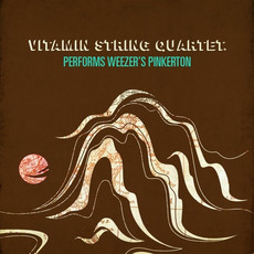 Vitamin String Quartet Performs Weezer's Pinkerton mp3 Album by Vitamin String Quartet