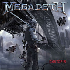 Dystopia (Limited Edition) by Megadeth